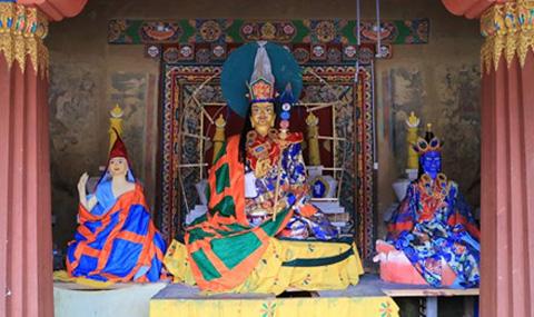 duc-phat-guru-ripoche-padmashambhava-o-bhutan